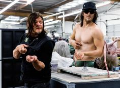 Exclusive! Get a peek into the making of a Ride with Norman Reedus episode.