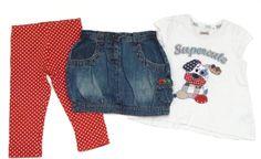 Kombination der Marke Next, Gr. 104, Mädchen, englische Mode
