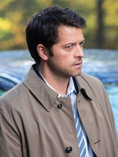 Cas didn't understand giving the Bride away, but he understood that it was important and was honored that Leah had asked him.