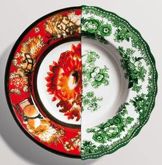Interesting Tableware Design: European vs Chinese Porcelain Design | DesignRulz
