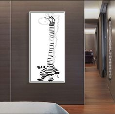 Painting infrared heating panels wall mounted in the bedroom, so excellent