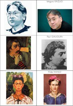 Petit jeu art et portraits chez Mimi Ecole Art, Explorer, Module, Attention, Portraits, Album, Movies, Movie Posters, Inspiration