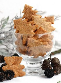 Orzechowe pierniki Baby Food Recipes, Sweet Recipes, Cookie Recipes, Snack Recipes, Dessert Recipes, Polish Desserts, Polish Recipes, Christmas Sweets, Christmas Cooking