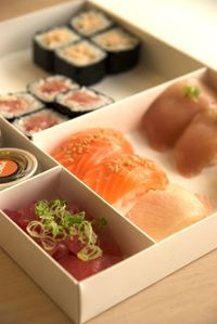 Looking for a great sushi place? A Girl's Best Friend recommends Sugarfish!