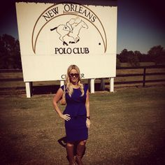 Harvest Cup Polo Classic in Covington, Louisiana