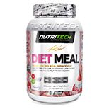 Build lean muscle or tone and maintain a healthy body!NutriTech's DIET MEAL has been specifically formulated for women of all ages whose goal is to burn unwanted fat, tone lean muscle and reduce inches from their hips, thighs and buttocks.This product has added digestive enzymes which ease digestion and help to avoid bloating. We use premium quality concentrated undenatured whey protein in this product for its digestive properties and superior nutrient utilization.