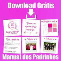 manual dos Padrinhos Pink