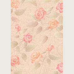 Pattern paper00115_c1,Parts,Scrapbook,pink,flower,rose