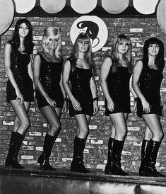 The Pleasure Seekers A 1960s Era All Female Garage Rock