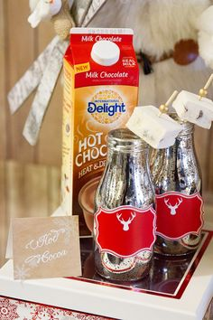 International Delight Hot Cocoa-Perfect For A Hot Cocoa Bar! - B. Lovely Events