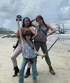 Judith Twd, Judith Grimes, Carl Grimes, Walking Dead Funny, Walking Dead Season, Fear The Walking Dead, Best Tv Shows, Best Shows Ever, Casting Pics