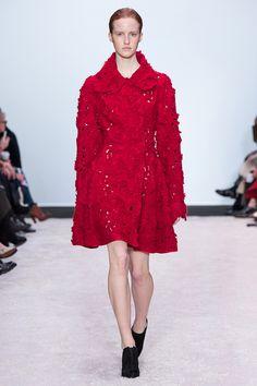 Sophisticated Style| Serafini Amelia| Giambattista Valli Fall 2014