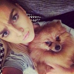 10 Celebs Who Are Definitely Best Friends with Their Doggies #NationalDogDay