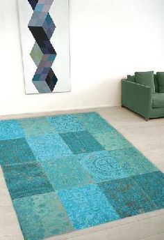 Vintage Kelim tapijt 8015