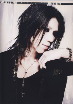 Aoi. The GazettE.