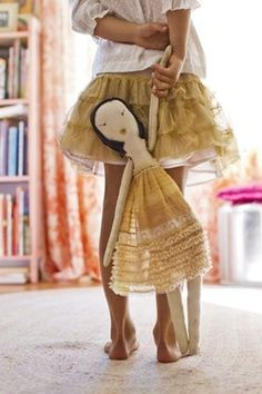 ORCHARD PRESS: Kiddo | Handmade Dolls