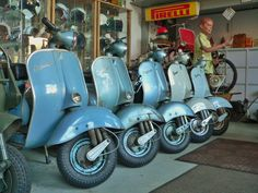 Scooters#vespa#lambretta SCOOTERS & STYLE is a quarterly independant bi-lingual (French / English) magazine which essentially deals with the world of vintage-labeled scooter, as well as the lifestyle that characterizes their fans: