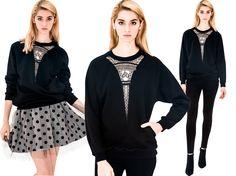 Hayley #Eiffel #tower #sweatshirt - Fashion9shop.com