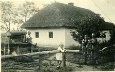 Хата. 1930-ті рр. My Heritage, Eastern Europe, Old Photos, Illustrators, Russia, The Past, Culture, World, Pictures