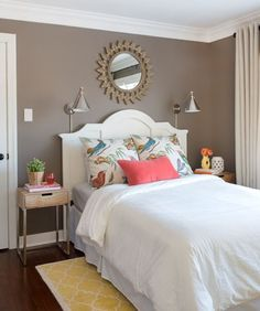 Guest room before& afters and makeover details