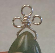 Easy Brio Wraps #wire #jewellry #tutorial