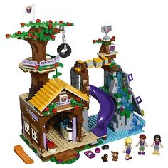 """Toys """"R"""" Us - LEGO Friends - Adventure Camp Tree House (41122)"""