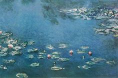 Ninfeas Pósters por Claude Monet en AllPosters.es