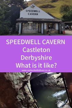 What is Speedwell Cavern in the Peak District, Derbyshire like? Find out what it's like to visit wit Days Out With Kids, Family Days Out, Caravan Breaks, Peak District England, Castleton Derbyshire, Bucket List Life, Weekend Fun, Find Picture, What Is Like