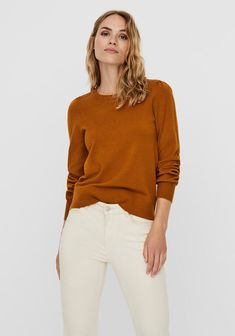 Nylons, Models, White Jeans, Jumper, Turtle Neck, Knitting, Brown, Sweaters, Pants