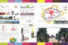 Concept Diagram, Map, Cultural Center, Atelier, Cards, Maps