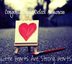 CHD Awareness CHD Awareness for Brylee <3 #Chd www.Facebook.com/bryleesbravebattle