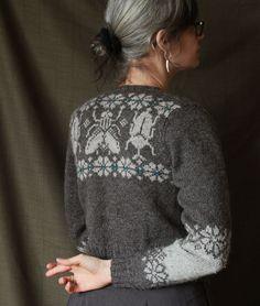 15050042c47ddd Sweater by Nikki Jones on Kate Davies Blog Knitting Projects