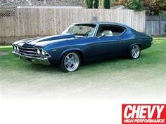 Classic Chevy Muscle Car Readers Rides 1969 Chevy Chevelle Sport