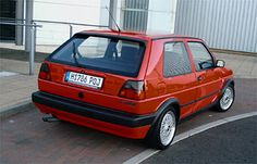 Vw Golf Mk2 Gti 16v Wiring Diagram 1994 Ford Bronco Stereo 65 Best Images Volkswagen Cars Vehicles Martin S G60 Synchro 4x4 Gt500 Mk1