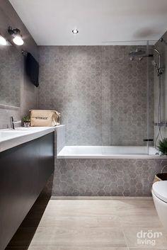 Projekty, Łazienka zaprojektowane przez Dröm Living