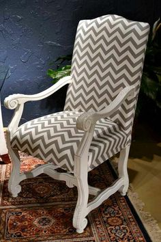 DesignMaster Dining Room Strasbourg Arm Chair, beautifully curved.