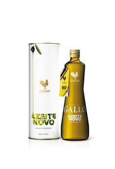 Gallo Azeite Novo 2008-2009 on Behance
