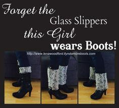 The first Boot ever created that can transform into 30 different styles with just 1 #Boot & 1 #BootTop!!! #LlyndaMoreBoots
