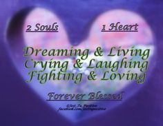 Our 8th Anniversary ~ 2 Souls, 1 Heart, Forever Blessed