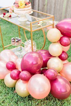 Balloon Garland inst