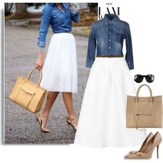 """""""Ladylike"""" by mirary on Polyvore"""