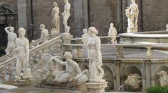 Fotografía: Ella Mallol- Palermo Palermo, Greek, Statue, Art, Arabesque, Fotografia, Baroque, Impressionism, Mosaics