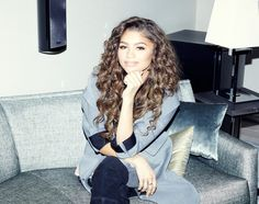Zendaya photographed by Erik Tanner for The Coveteur