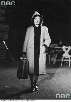 #woman #clothes #1944 #kobieta #fashion #moda #vintage #40's #NAC