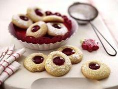 Rote Engelsaugen Rezept Kekse Cookies Plätzchen