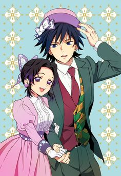~Completed~ English Subtitled, Artists Credited, Check Out PT 2 & Kimetsu No Yaiba {Comics & Doujinshi's} Anime Couples Manga, Cute Anime Couples, Anime Manga, Manga Girl, Anime Girls, Demon Slayer, Slayer Anime, Gorillaz, Anime Demon