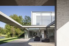 Gallery of Residence VDB / Govaert & Vanhoutte Architects - 16