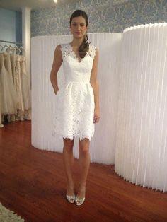50 Vestidos para casamento civil