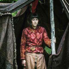 #vikings #viking #hd #character #woman #yidu #slave #actress #diannedoan #asian #model #haircut #makeup #clothing #tent #ragnar #ragnarlothbrok #medicine #historyvikings #historychannel #history #tv #tvseries #tvserie #series by vikings_hd