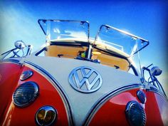 red and white vw bus http://www.wfpblogs.com/author/samlee561/